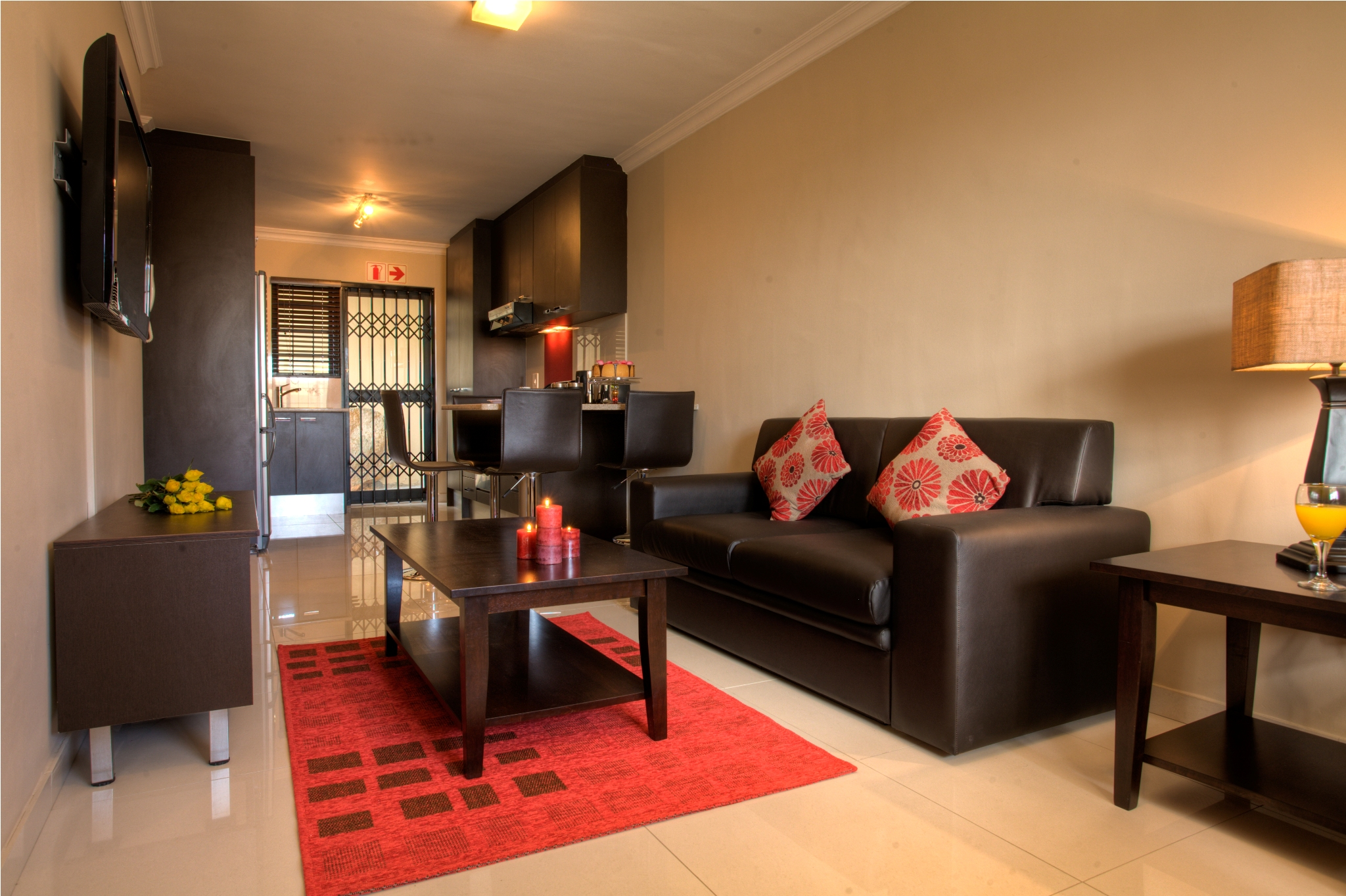 Star Apartments » 1 Bedroom - Cape Aloe